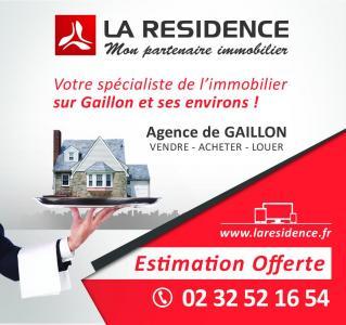 la Residence - Agence immobilière - Gaillon