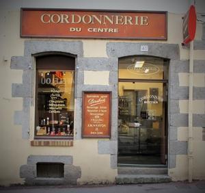 Cordonnerie Du Centre - Cordonnier - Granville