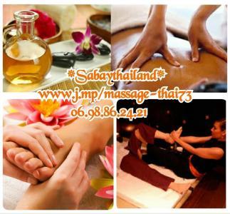 Massages Thai - Relaxation - Albertville