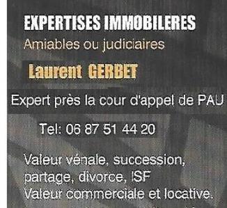 a Valeur d'Experts - Expert en immobilier - Pau
