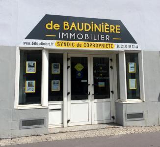 De Baudinière Immobilier - Syndic de copropriétés - Nantes