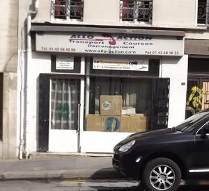 Allo Action SARL - Déménagement - Paris