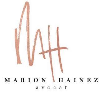Hainez Marion - Avocat - Nice