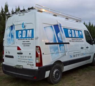 Menuiserie CDM - Fenêtres - Loriol-sur-Drôme