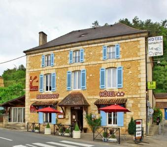 Restaurant Le Cygne - Hôtel - Le Bugue