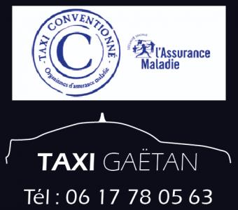Taxi Gaëtan - Taxi - Marseille