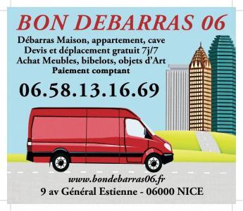 Bon Débarras - Nice - Achat et vente d'antiquités - Nice