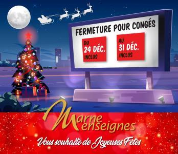 Marne Enseignes - Enseignes - Reims