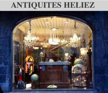 Heliez Stéphan - Achat et vente d'antiquités - Clermont-Ferrand