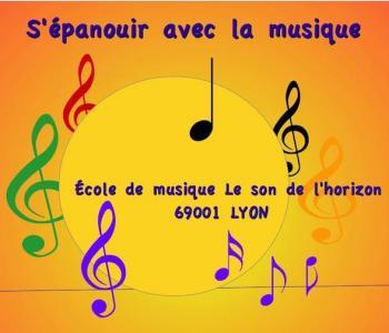 Horizons - Leçon de musique et chant - Lyon
