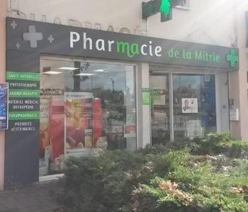 Pharmacie De La Mitrie - Pharmacie - Nantes
