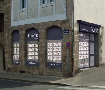 Cabinet D'affaires Themis SARL - Agence immobilière - Guingamp