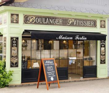 Maison Fortin - Boulangerie pâtisserie - Pessac