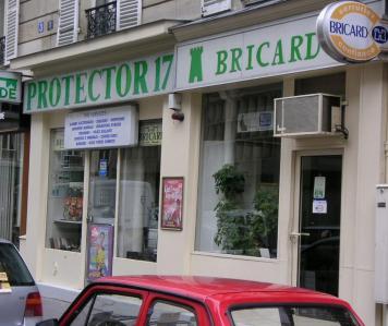Protector 17 - Matériel de protection vol - Paris