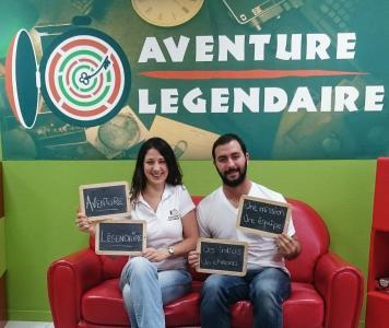 Aventure Légendaire - Parc d'attractions et de loisirs - Niort