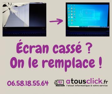 A Tous Click - Dépannage informatique - Niort