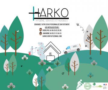 Harko Hygiene - Dératisation, désinsectisation et désinfection - Vannes