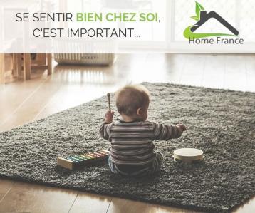 Home France - Travaux d'isolation - Évry-Courcouronnes