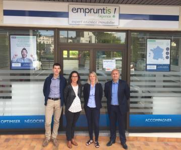 Empruntis Rennes Courtage Crédits SARL - Courtier financier - Rennes