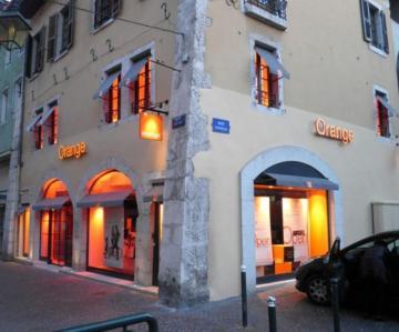 Orange (boutique) - Vente de téléphonie - Annecy