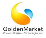 Goldenmarket - Création de sites internet et hébergement - Montreuil