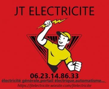 JT electricite - Entreprise d'électricité générale - Alès