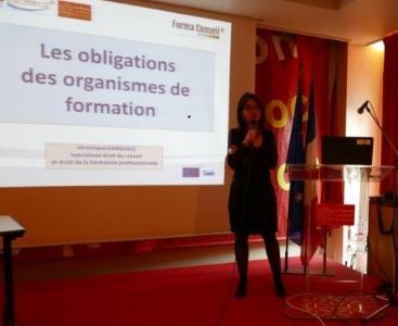Garguilo Véronique - Formation continue - Montpellier