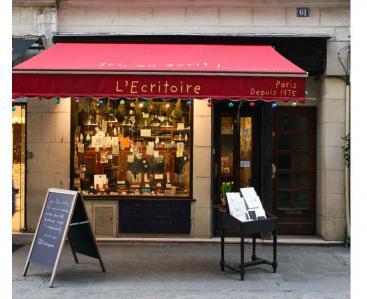 L'Ecritoire Papeterie Paris - Fabrication d'articles de papeterie - Paris