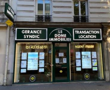 le Dome Immobilier - Agence immobilière - Paris