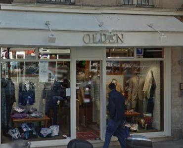 OLDEN Joël Varjacques - Tailleur - vêtements sur mesure - Paris
