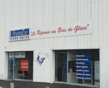 France pare brise Brive - Vente et réparation de pare-brises et toits ouvrants - Brive-la-Gaillarde