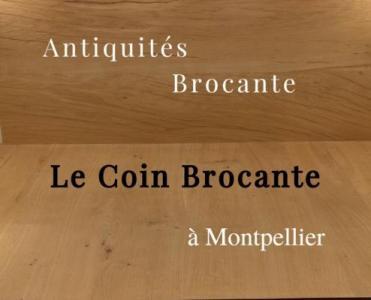 Le Coin Brocante Du 6 - Achat et vente d'antiquités - Montpellier