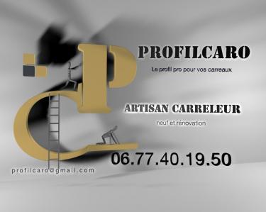 ProfilCaro - Pose et traitement de carrelages et dallages - Perros-Guirec