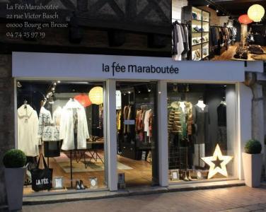 La Fée Maraboutée - Vêtements femme - Bourg-en-Bresse