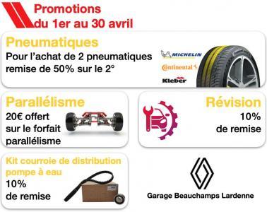 Garage Beauchamps - Vente et réparation de pare-brises et toits ouvrants - Toulouse