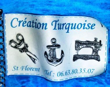 Creation Turquoise - Selliers garnisseurs - Saint-Florent