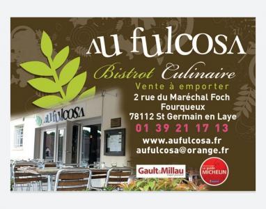 Au Fulcosa - Restaurant - Saint-Germain-en-Laye