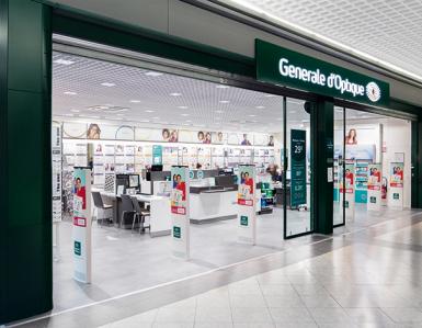 Opticien Générale d'Optique GRENOBLE GRANDE PLACE - Opticien - Grenoble