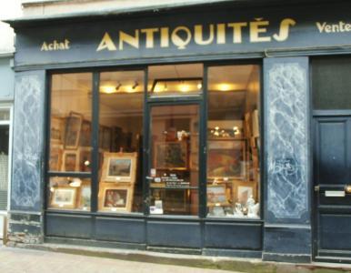 Galerie Laurent Goudard - Achat et vente d'antiquités - Limoges