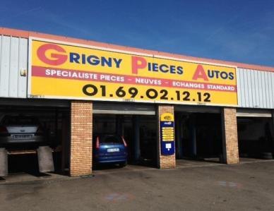Grigny Pièces Auto G.P.A. - Pièces et accessoires automobiles - Grigny