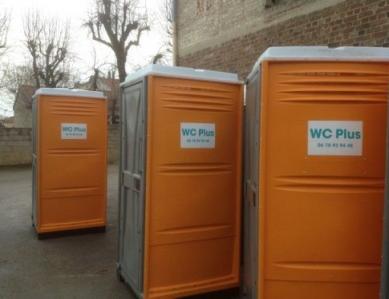 WC Plus - Location de matériel pour entrepreneurs - Saint-Gratien