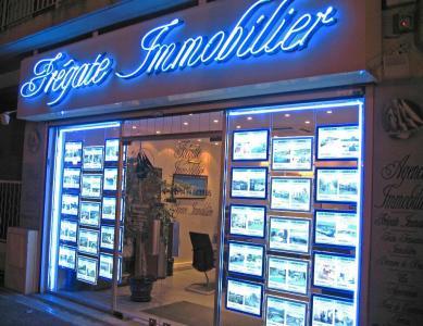 Agence Fregate Immobilier - Agence immobilière - Saint-Cyr-sur-Mer