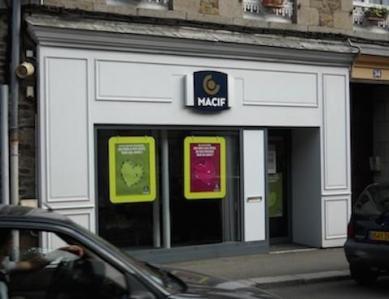 Macif - Société d'assurance - Fougères
