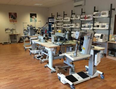 Simac Services - Machines à coudre et à tricoter - Limoges