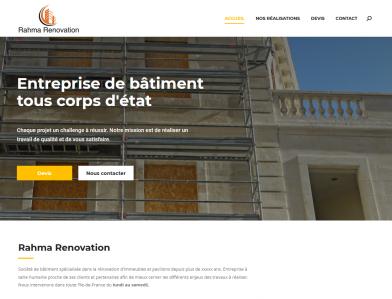 Ibra Group - Création de sites internet et hébergement - Montreuil