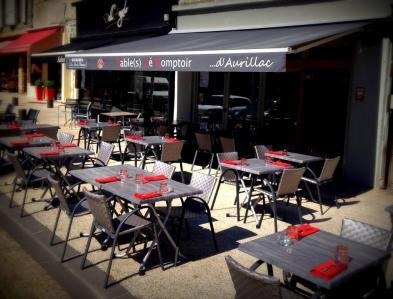 Tables Zé Komptoir - Restaurant - Aurillac
