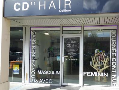 Cd'Hair Coiffure - Coiffeur - Aucamville