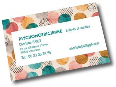 Charlotte Bailly - Psychomotricien - Vincennes