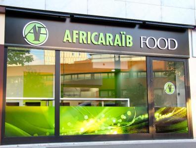 Africaraib Food - Restaurant - Évry-Courcouronnes
