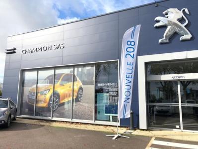 Peugeot - Location d'automobiles de tourisme et d'utilitaires - Beaune
